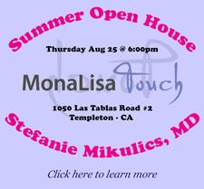 MonaLisa Summer Open House